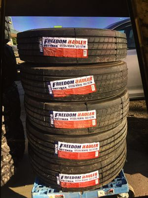 ST235/85/16 14PLY TRAILER TIRES for Sale in Arlington, TX