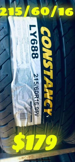 BRAND NEW SET OF TIRES for Sale in Mesa, AZ