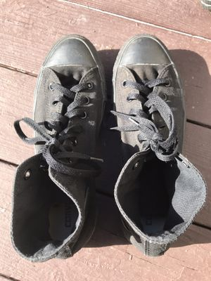 Black Converse Hi Tops for Sale in San Diego, CA