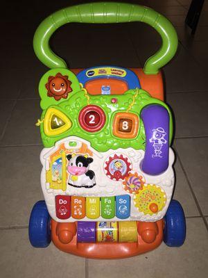 VTech baby walker for Sale in Montgomery Village, MD