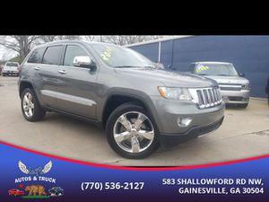 2011 Jeep Grand Cherokee for Sale in Gainesville, GA