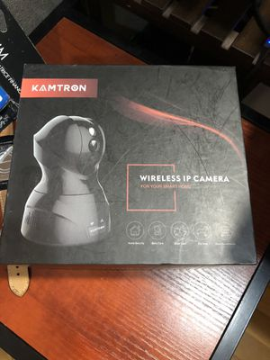 KAMTRON Wireless IP Camera for Sale in New York, NY