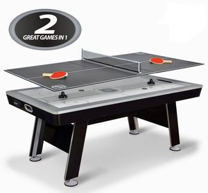 "New in Box 80"" NHL Air Powered Hockey with Table Tennis Top. Easy Financing No Down Payment No Interest Charge No Credit Check Options! Budget Friend for Sale in Norfolk, VA"