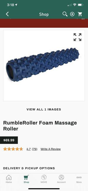 NEW RUMBEL ROLLER for Sale in Fontana, CA
