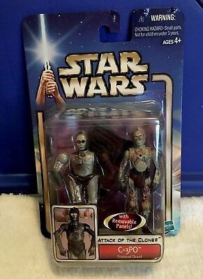 star wars attack of the clones c-3po protocol driod with removable panels for Sale in Oakland, CA