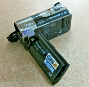 Panasonic digital camcorder with super great zoom for Sale in Everett, WA