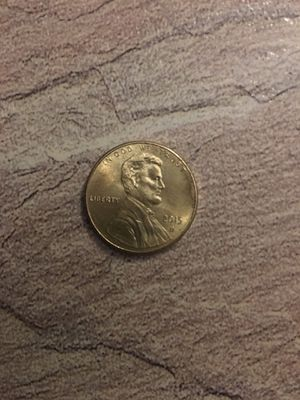 Gold penny for Sale in Central Point, OR