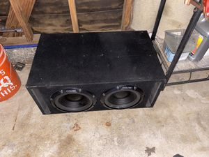 """2 Subwoofers 12"""" for Sale in Moreno Valley, CA"""