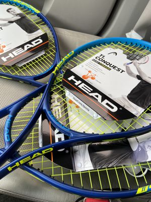 2 new Tennis Rackets for Sale in Fort Lauderdale, FL