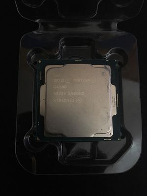 Intel G4560 for Sale in Gilroy, CA