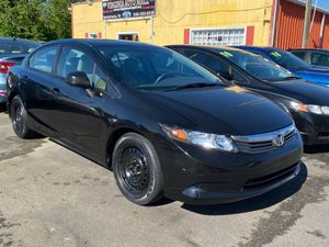 2012 Honda Civic for Sale in Woodford, VA