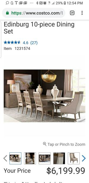 7 piece dining set for Sale in Randallstown, MD