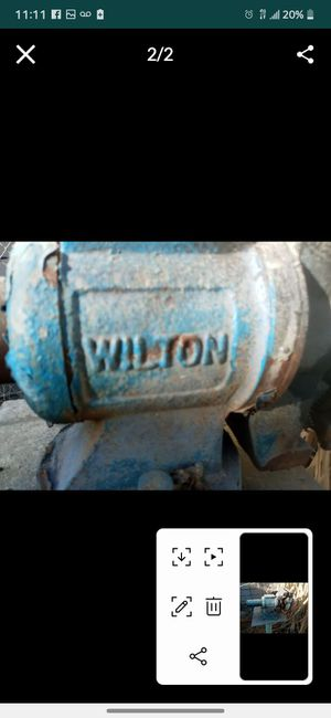 Wilton vise for Sale in Los Angeles, CA