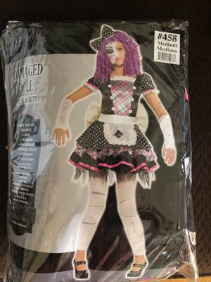 Damaged Doll Costume for Sale in San Diego, CA