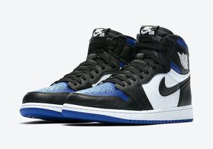 Nike air Jordan 1 royal toe for Sale in Round Rock, TX