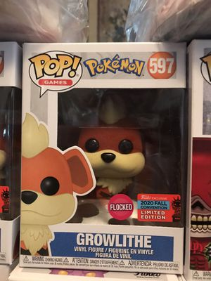 Funko POP Pokemon Growlithe for Sale in Madera, CA