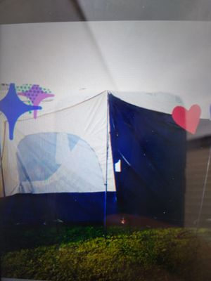 4 room tent for Sale in Chicago Ridge, IL