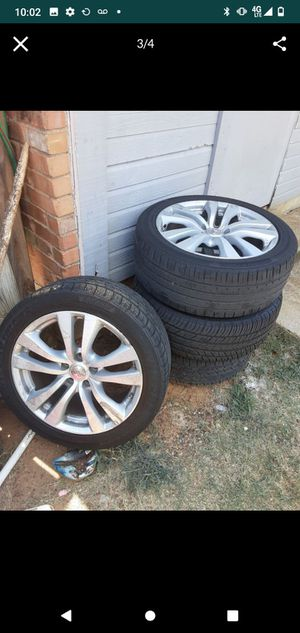 18' wheels like new for Sale in Fort Worth, TX