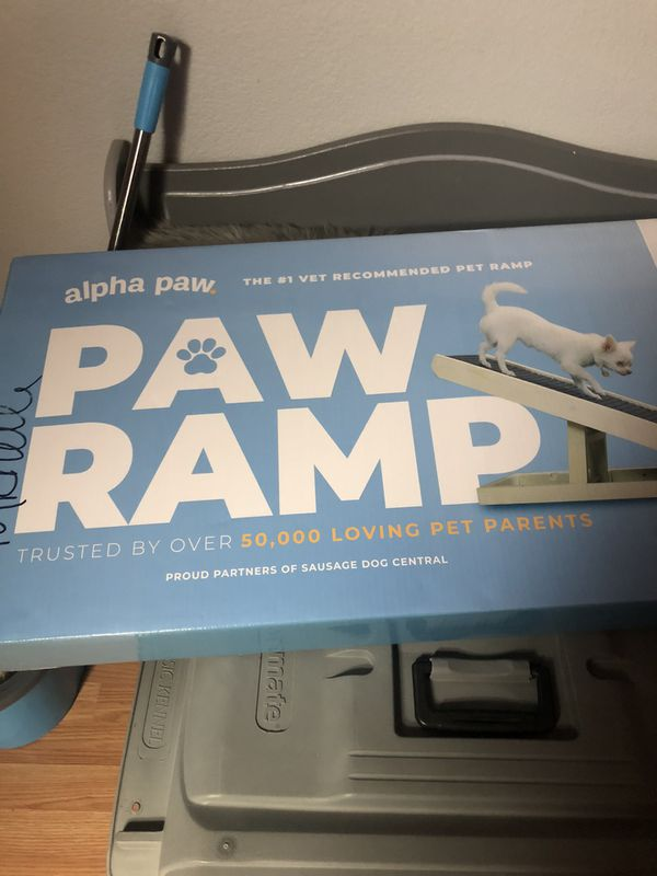 The PAWRAMP by Alpha Paw!
