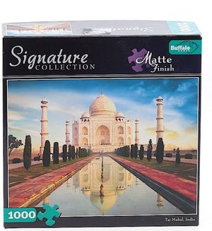 1000 Piece Jigsaw Puzzle By Buffalo Games : Taj Mahal for Sale in West Los Angeles, CA