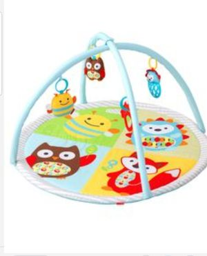 Skip Hop Owl Baby Play Mat Gym for Sale in Manassas, VA