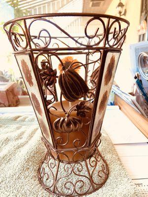 """Home Pumpkin Decor 9"""" Tall for Sale in Stockton, CA"""