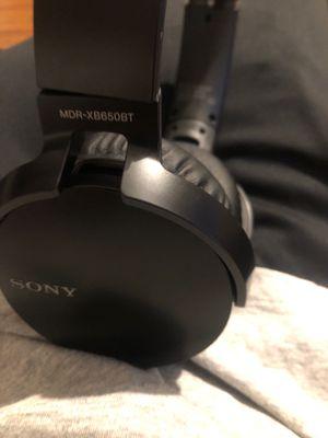 Sony headphones Bluetooth for Sale in Fresno, CA