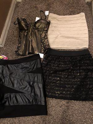 Women Skirts & shirts BRAND NEW L-XL skirts Tags still on them $10 each item for Sale in Lakeland, FL