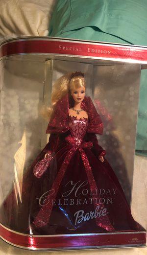 Holiday Celebration Barbie for Sale in Zephyrhills, FL