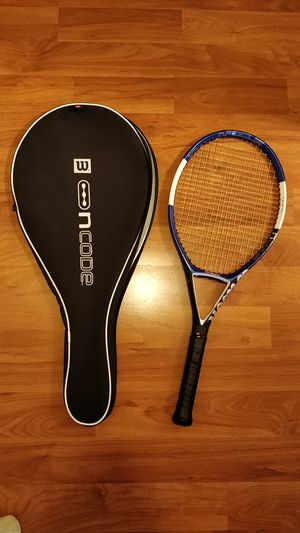 Wilson NCode Tennis Racket and Bag for Sale in Seattle, WA