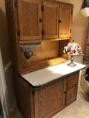 Hoosier Cabinet for Sale in Franklin Township, NJ