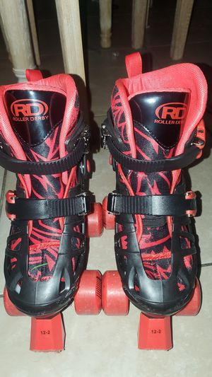 Boy's Roller Derby Skates for Sale in Brandon, FL