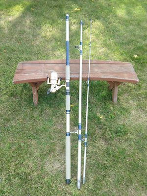 Surf fishing rod combo for Sale in Bolton, CT