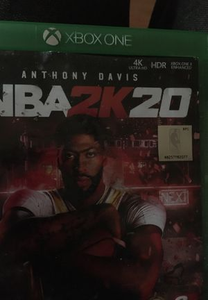 Nba 2k20 for Sale in Oklahoma City, OK