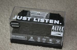 Altec Lancing Mini Life Jacket Bluetooth Speaker for Sale in Fresno, CA