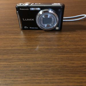 Panasonic FH24 Lumix Camera for Sale in Germantown, MD