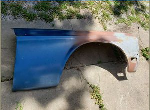 1968 Mustang coupe passenger side fender for Sale in Newton, KS