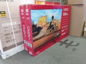 "50"" Vizio M Series Quantum 4k UHD Smart HDR LED Tv for Sale in Lincoln Acres, CA"