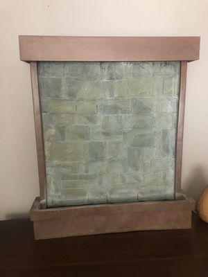 Indoor outdoor beautiful slate for fountain for Sale in Walnut Creek, CA