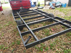 Trailer roughly 10 by 12 only asking $350 for Sale in Tampa, FL