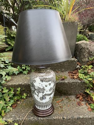 Asian style lamp for Sale in Mukilteo, WA
