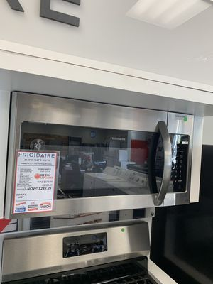 On Sale Frigidaire Microwave Built In Stainless Steel #1314 for Sale in Huntington Station, NY