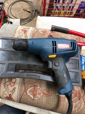 Ryobi 3/8 drill for Sale in Glen Ellyn, IL