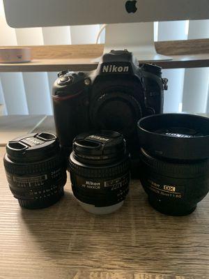 Nikon gear (trade for Sony gear) for Sale in Anaheim, CA