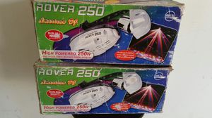 American dj rover 250 effect lights for Sale in Houston, TX