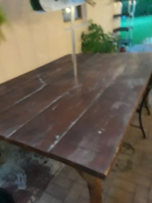 Large Patio Table for Sale in Miami, FL