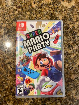 Super Mario Party for Sale in Pompano Beach, FL