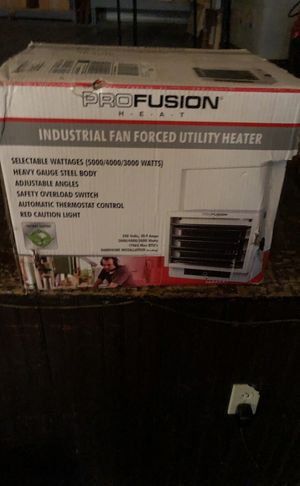 Electric Heater for Sale in Fairmont, WV