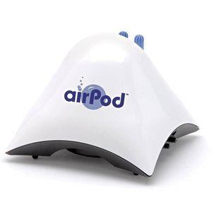 Penn Plax (APP5) Air Pod Aquarium Air Pump Ultra Quiet Compact Dome Shape Dual Air Output Up to 75 Gallon Tan for Sale in Ontario, CA