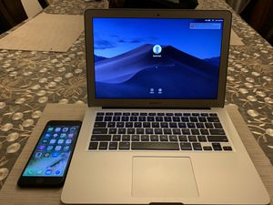 MacBook Air 2015 & IPhone 7 Plus bundle for Sale in Lewis Center, OH